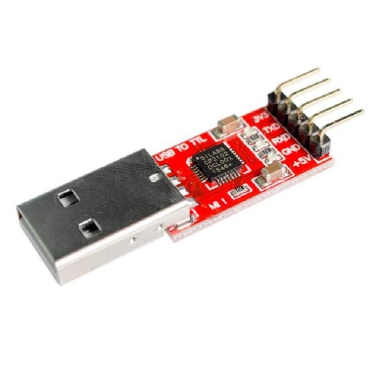 아두이노 시리얼컨버터 CP2102 USB to TTL