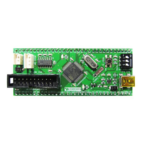 ARM 개발모듈 LK-STM32F103R8T6-M LC1