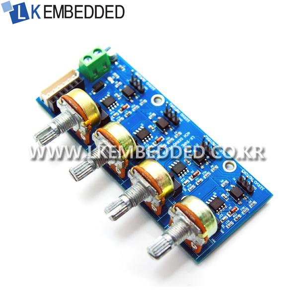 서보모터 드라이버 LK-SVMC V01 LE14