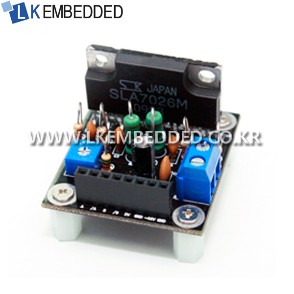 스테핑모터 드라이버 모듈 LK-SMC V01 LE17